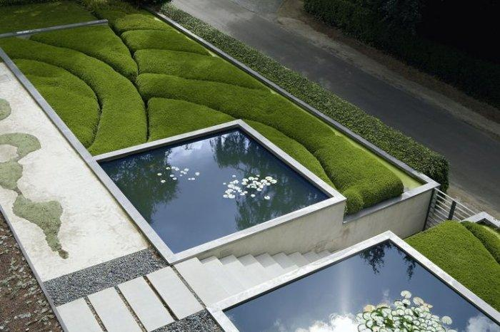 Minimalist Garden pool ideas