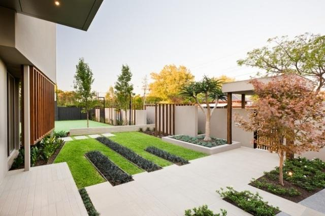 the perfect Minimalist Garden ideas