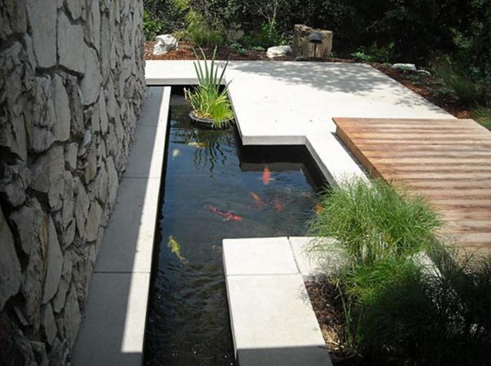 Minimalist garden the comfortable place to be founterior - Gardening for small spaces minimalist ...