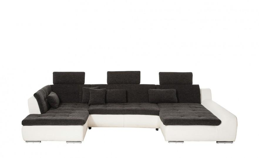 Modular corner sofa - for living room