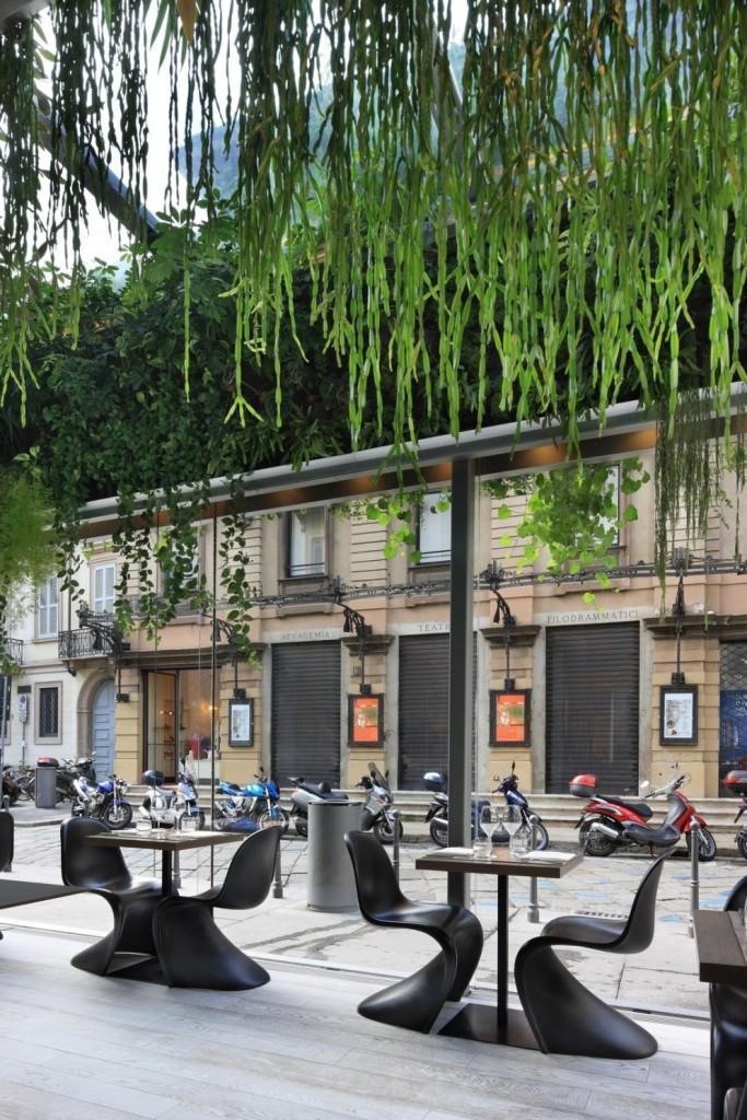 outdoor cafe design ideas – cafe interior and exterior | founterior
