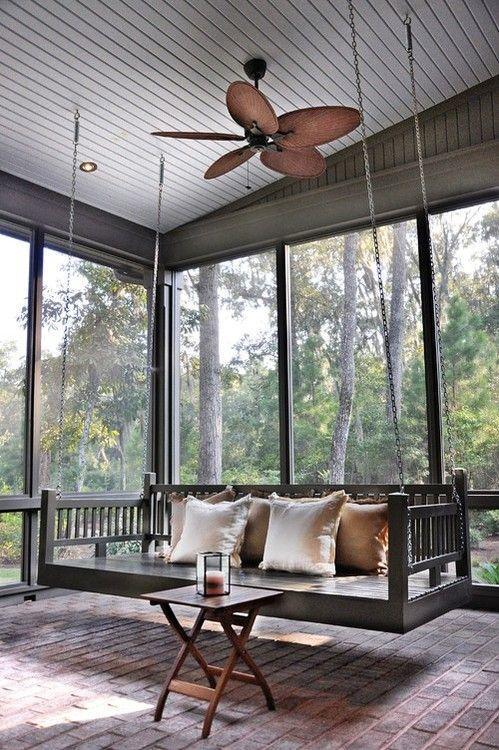 Veranda ceiling fan