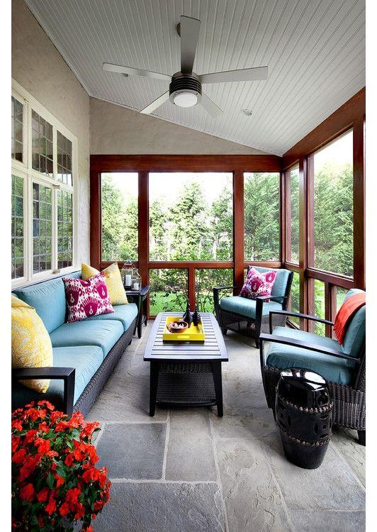 Screened In Porch Decorating Ideas Small Spaces