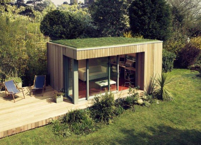 Small sustainable house