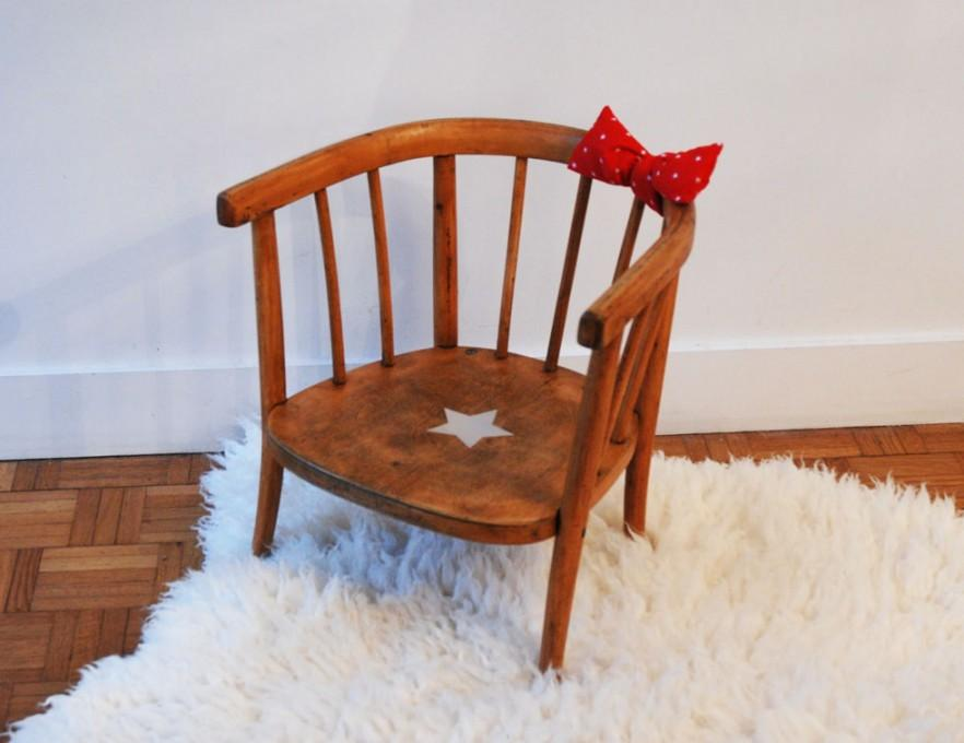 Vintage chair design