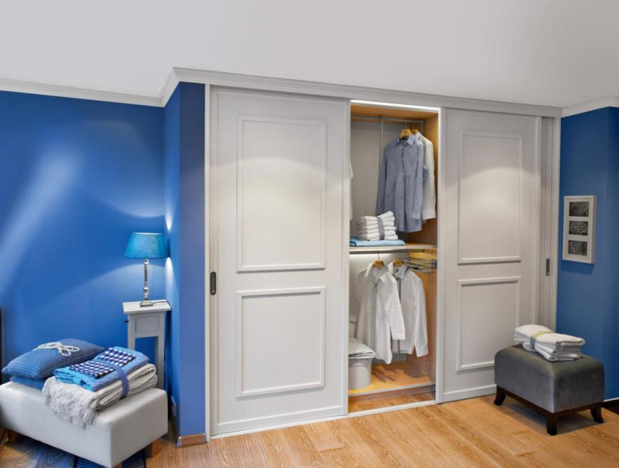 Ideas for fitted beds wardrobes cabinets founterior - Bedroom cabinets with sliding doors ...