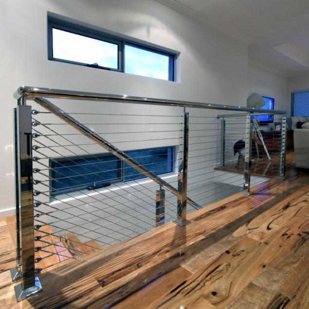 10 Benefits Of Choosing Wire Balustrades