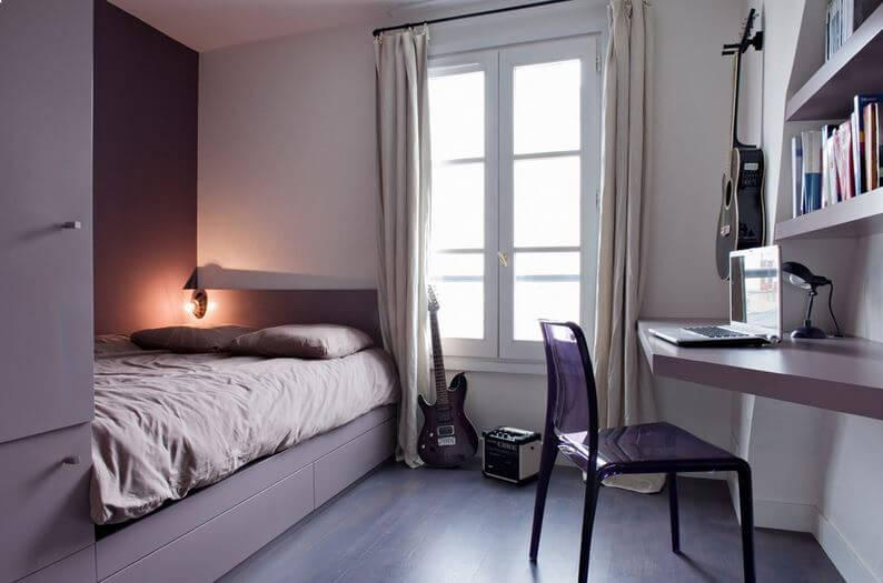 Amazing Interior Design Styles For Small Bedrooms