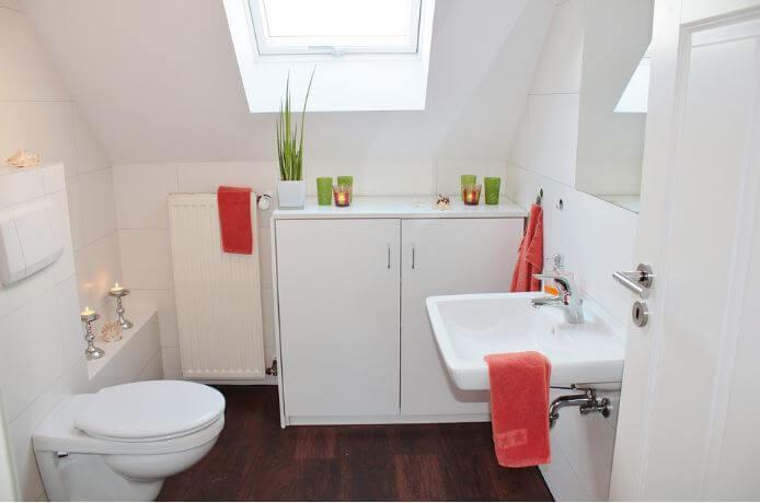 How To Improve Your Bathroom Design: Get Clean