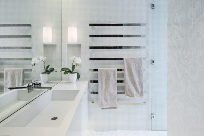 hotel-towel-rack-Bathroom-Contemporary-with-beautiful-bathrooms-beautiful-pools-Bisazza-tiles-canal