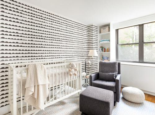 8 Great Ideas for a Nursery Filled with Color and Joy: Stand out