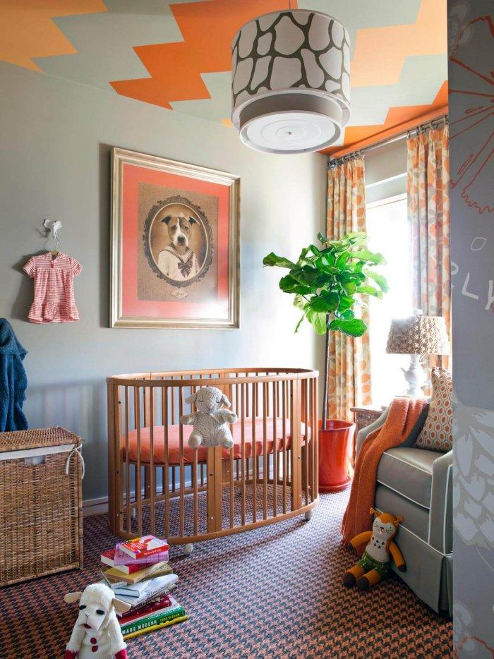 8 Great Ideas for a Nursery Filled with Color and Joy