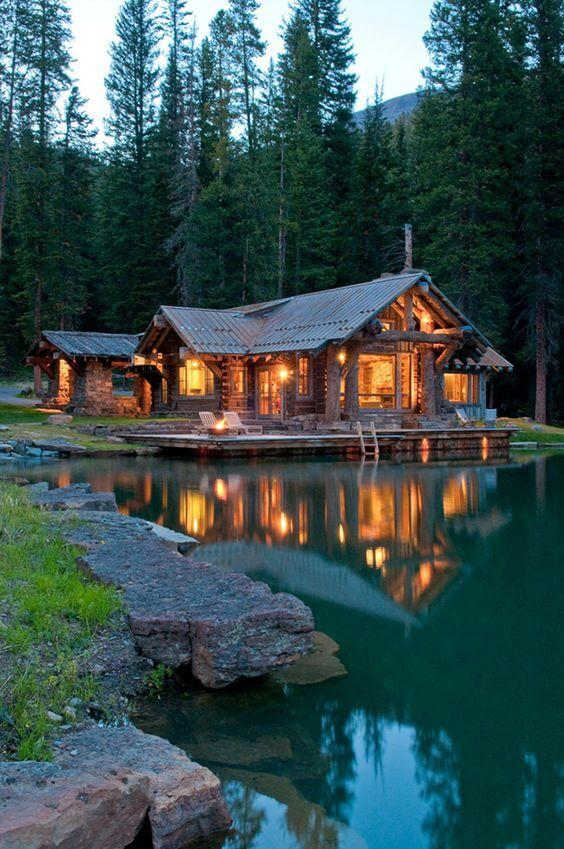 Good To know before building a log cabin