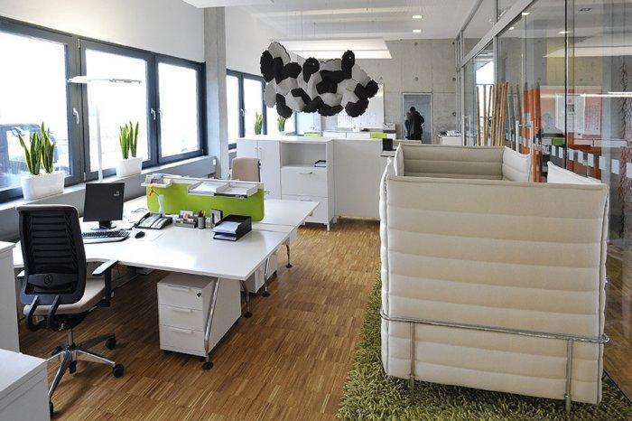 Ways To Add Oomph to Your Office: light Office