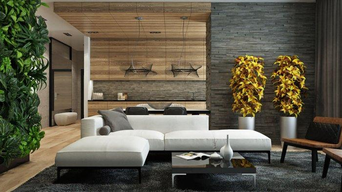 stone interior wall cladding