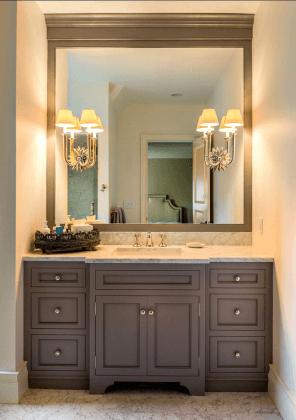 What is a Bathroom Vanity?