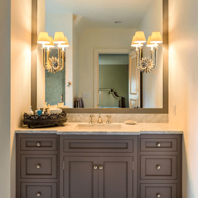 What is a Bathroom Vanity?