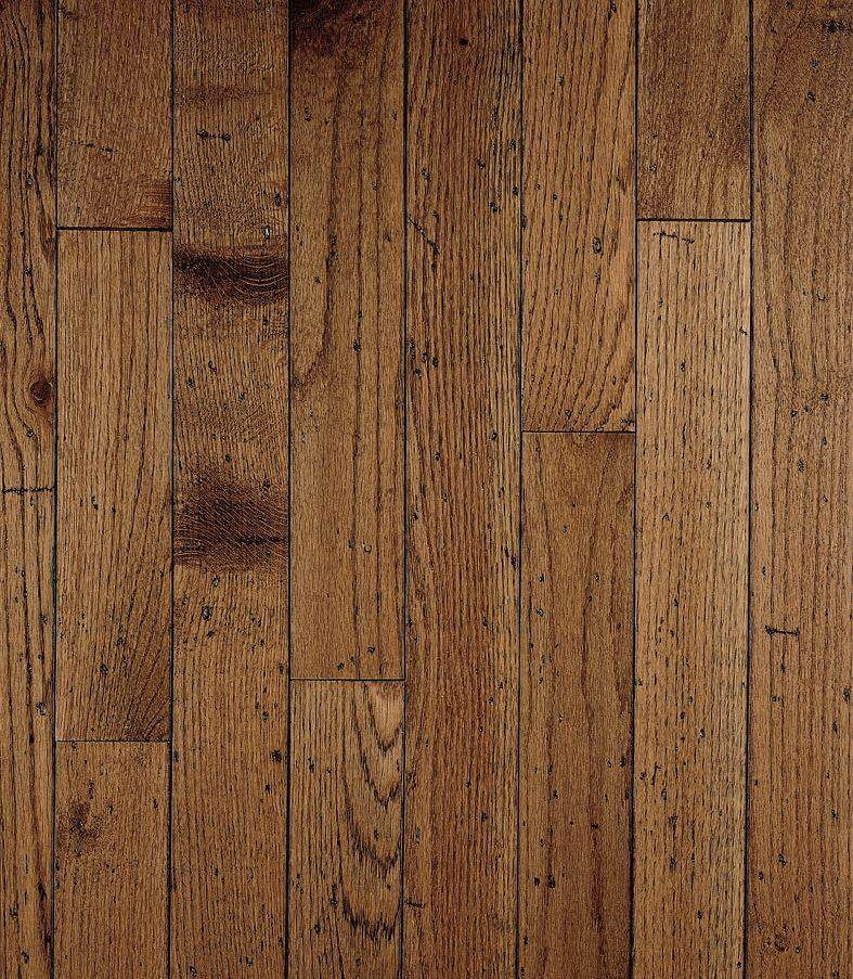 Flooring Trends: Rustic Wood