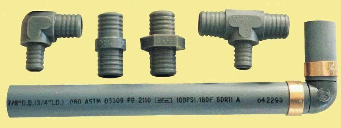 Polybutylene Pipes: Polybutylene Pipes
