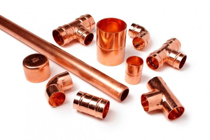 Polybutylene Pipes: Copper Piping