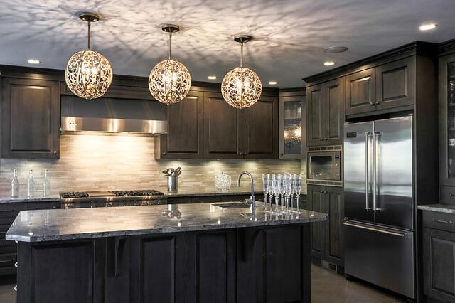 How to choose the best lighting for every room in your house: Kitchen