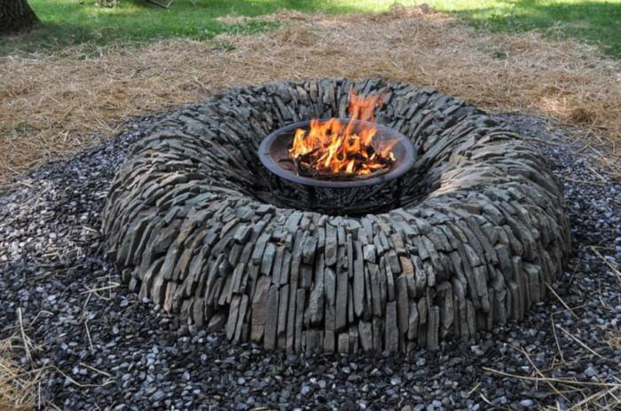 Guide to Outdoor Fire Tables: Shape: Square, Rectangular or Round?