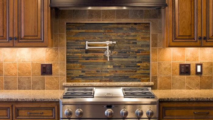 Using Tile To Update Your Kitchen: Brighten Your Backsplash