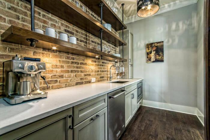 "What is a ""Messy Kitchen"" and why this trend for luxury homes is growing: Messy Kitchen"