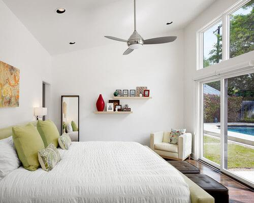 Designing an Energy-Efficient Home: Use Your Ceiling Fan in the Summer AND Winter