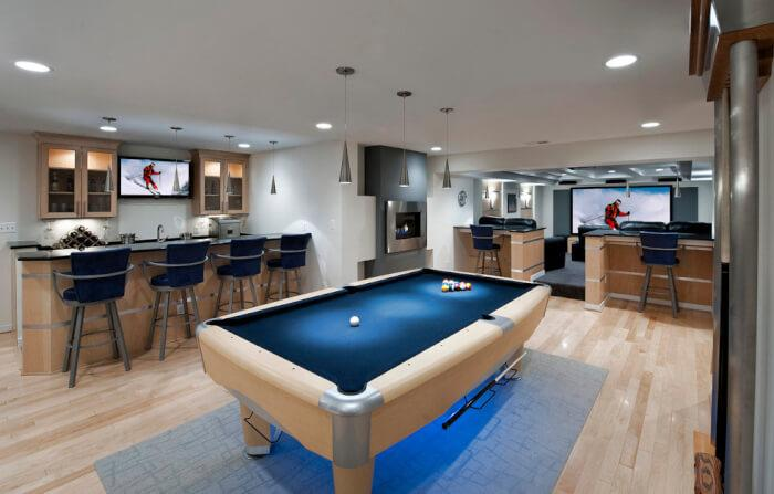 Thinking Man's Guide to Building the Modern Man Cave