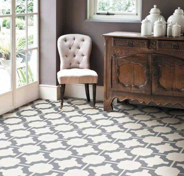 we would not suggest this for a living room or bedroom though for a kitchen or bathroom it would be appropriate - Different Types Of Flooring For Living
