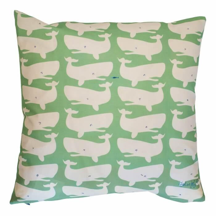 whale-pillow-white-on-green-min