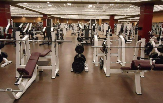 Machines, Weight, Weights, Lifting Weights, Gym