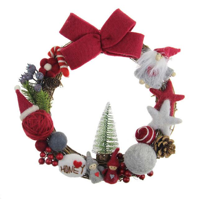 Tokeo la picha la christmas wreath images