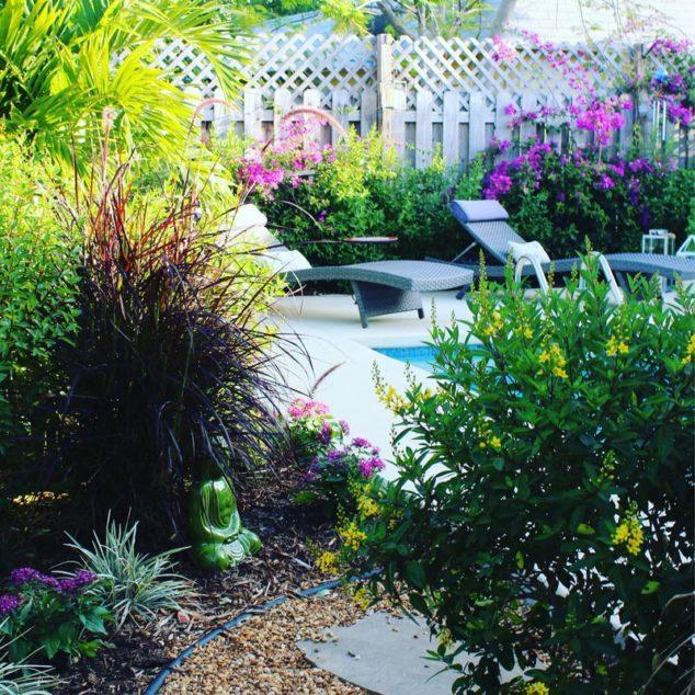 Sidewalk Garden Ideas Founterior