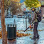 Using a Leaf Blower Effectively and Safely in Your Yard