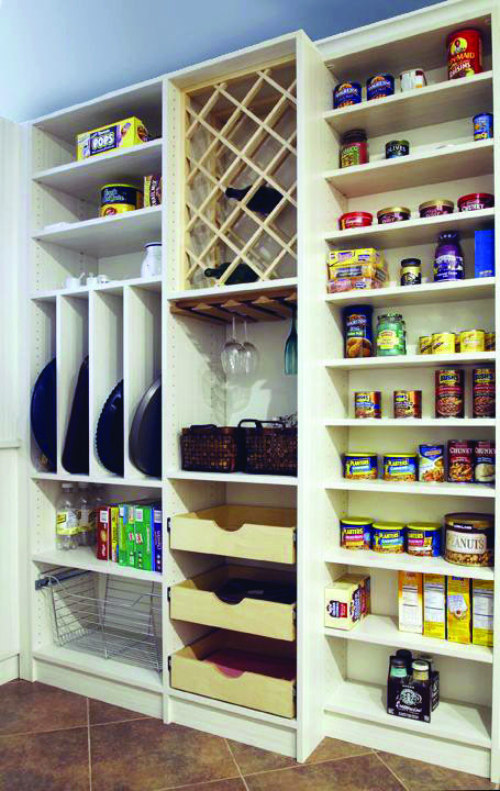The Perfect Pantry – A Spot for All Your Stuff