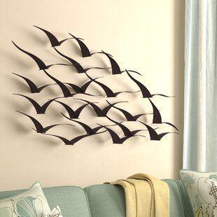 Birds of a Feather - DIY Wall Decor Ideas