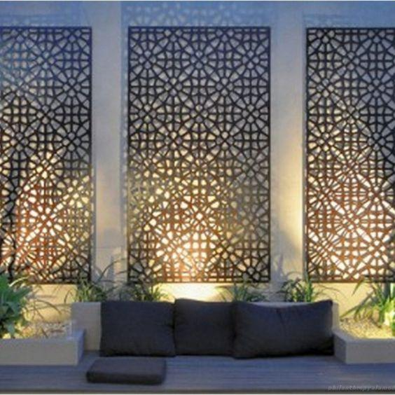 Decorative Panels - Laser Cut Idea
