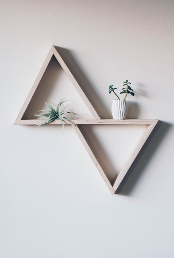 Geometric and Contemporary - Keeping it Simple