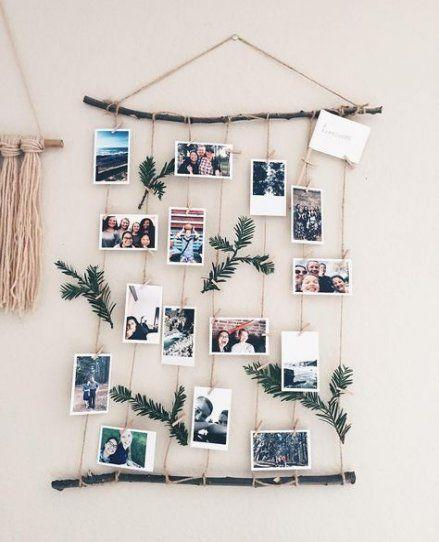 All Sorts of Photos - Homemade Wall Decoration Ideas