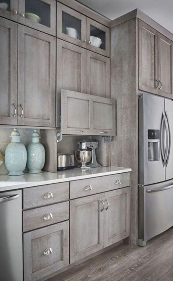 Finding a Place for Everything - Kitchen Cabinet Design Ideas