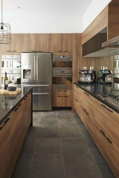 Beautiful in Wood - Kitchen Cabinet Storage Ideas