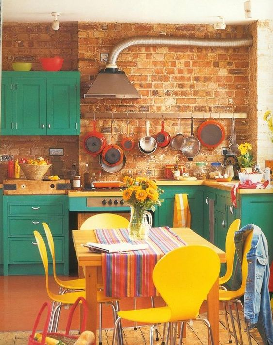 Bring Life into Your Kitchen – Fun and Funky