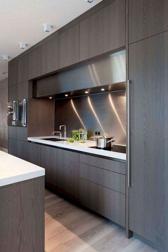 Framing the Kitchen – Creative and Modern