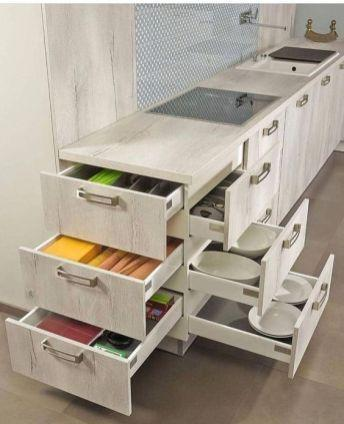 In Two Directions - Drawers in Your Cabinets