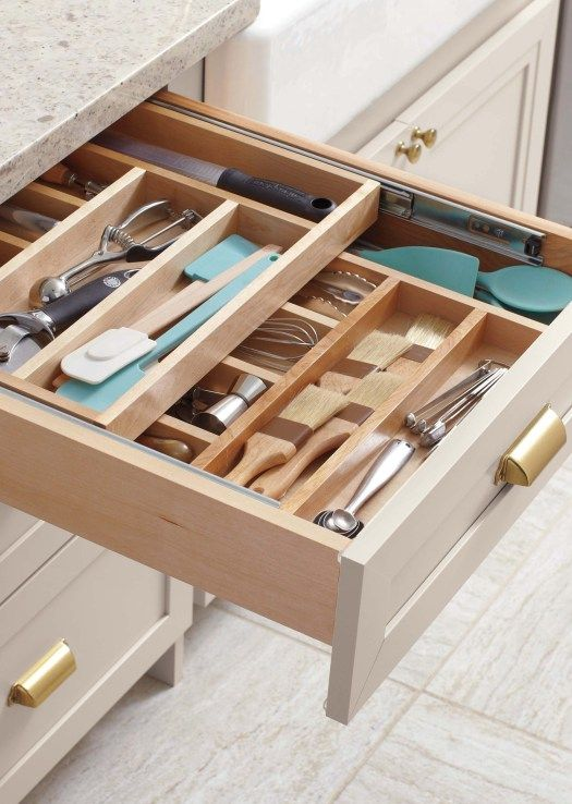 Tidy and Neat - A Place for All Utensils