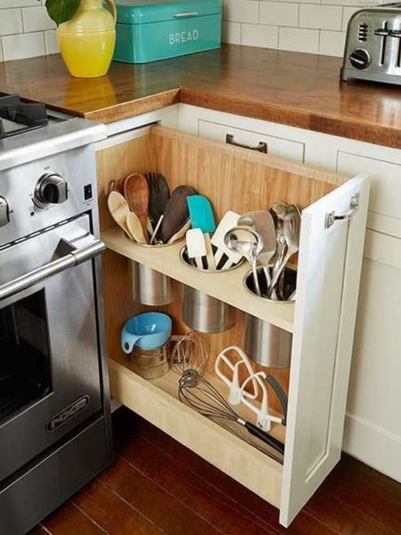 Room for Kitchen Utensils - And Wooden Spoons