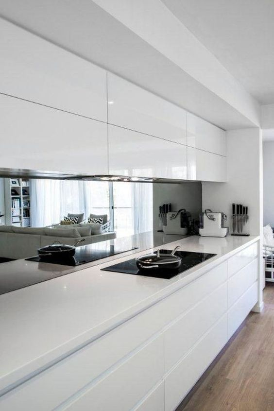 Stylish and Spectacular - Another White Design
