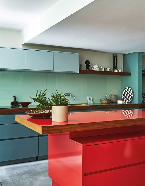 Fun and Fantastic - Modern Kitchen Cabinet Ideas